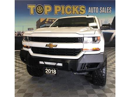 2018 Chevrolet Silverado 1500 Silverado Custom (Stk: 205603) in NORTH BAY - Image 1 of 25