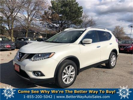 2015 Nissan Rogue SV | PANORAMIC ROOF |BACKUP CAM |AWD | LOADED!! (Stk: 5568) in Stoney Creek - Image 1 of 23