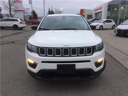 2017 Jeep Compass Sport (Stk: 681355T) in Brampton - Image 2 of 21