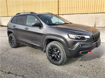 2020 Jeep Cherokee Trailhawk (Stk: 2208) in Windsor - Image 1 of 14