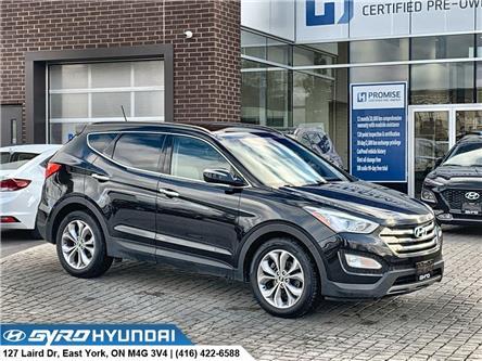 2014 Hyundai Santa Fe Sport 2.0T SE (Stk: H5372A) in Toronto - Image 1 of 29