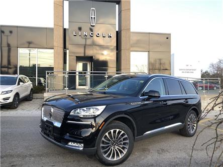 2020 Lincoln Aviator Reserve (Stk: LA20098) in Barrie - Image 1 of 37