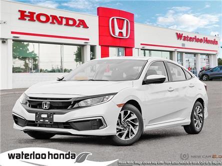 2020 Honda Civic EX (Stk: H6539) in Waterloo - Image 1 of 23