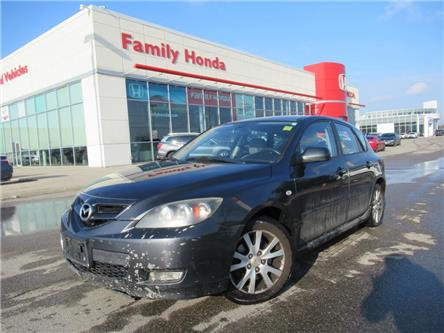 2007 Mazda Mazda3 4dr GS 5 sp Manual | Best Value!! | HATCHBACK | (Stk: 709960T) in Brampton - Image 1 of 14