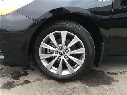 2017 Toyota Camry Hybrid XLE HYBRID LEATHER, NAVI, ALLOYS, QI CHARGING, SUN (Stk: 216710) in Brampton - Image 2 of 26