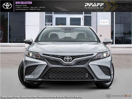 2020 Toyota Camry 4-Door Sedan SE 8A (Stk: H20225) in Orangeville - Image 2 of 24