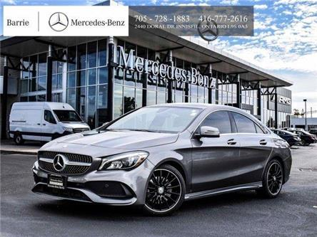 2017 Mercedes-Benz CLA 250 Base (Stk: 20MB036A) in Innisfil - Image 1 of 25