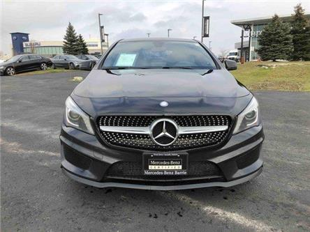 2015 Mercedes-Benz CLA-Class Base (Stk: 19MB166A) in Innisfil - Image 2 of 22