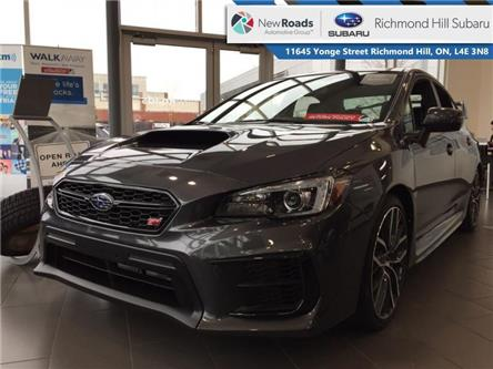 2020 Subaru WRX STI Sport-Tech w/Wing (Stk: 34051) in RICHMOND HILL - Image 1 of 17