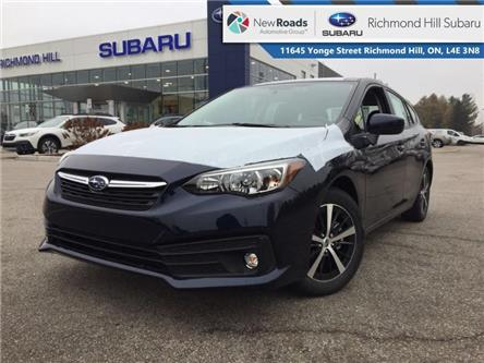 2020 Subaru Impreza 5-dr Touring w/Eyesight (Stk: 34111) in RICHMOND HILL - Image 1 of 22