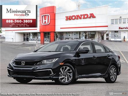 2020 Honda Civic EX (Stk: 327402) in Mississauga - Image 1 of 23