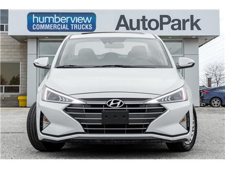 2020 Hyundai Elantra Preferred w/Sun & Safety Package (Stk: APR6085) in Mississauga - Image 2 of 19