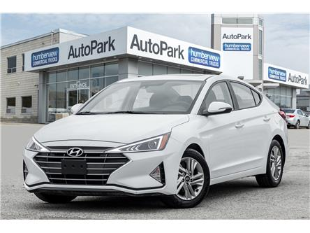 2020 Hyundai Elantra Preferred w/Sun & Safety Package (Stk: APR6085) in Mississauga - Image 1 of 19