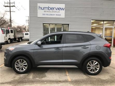 2018 Hyundai Tucson  (Stk: KM8J3C) in Etobicoke - Image 1 of 10