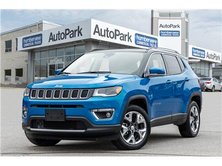 2018 Jeep Compass Limited (Stk: ) in Mississauga - Image 1 of 20