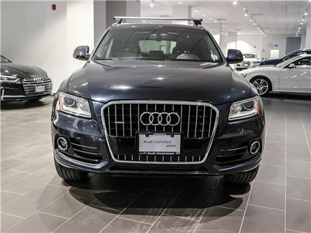 2016 Audi Q5 2.0T Progressiv (Stk: P3530) in Toronto - Image 2 of 28