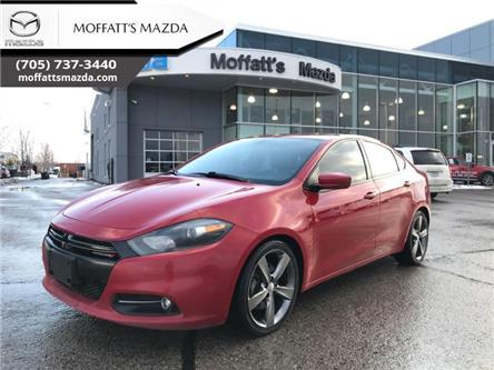2014 Dodge Dart GT (Stk: P7696A) in Barrie - Image 1 of 27