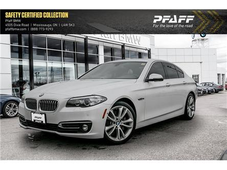2015 BMW 535d xDrive (Stk: U5770) in Mississauga - Image 1 of 22
