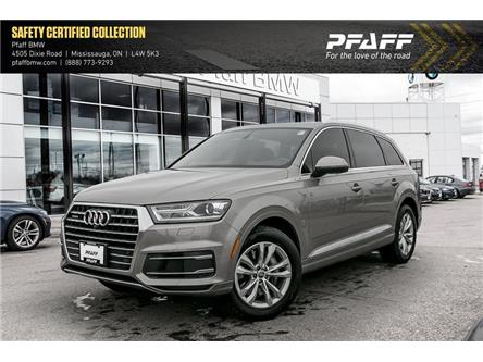 2017 Audi Q7 3.0T Progressiv (Stk: U5794) in Mississauga - Image 1 of 22