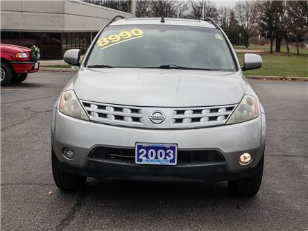 2003 Nissan Murano SL (Stk: 2035A) in Burlington - Image 2 of 26