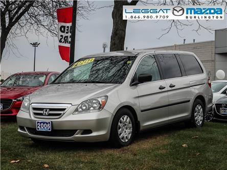 2006 Honda Odyssey LX (Stk: 2037A) in Burlington - Image 1 of 21