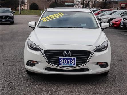 2018 Mazda Mazda3 GT (Stk: 192317A) in Burlington - Image 2 of 28