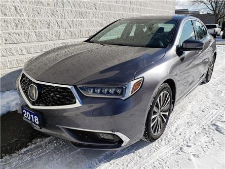 2018 Acura TLX Elite (Stk: 19507A) in Kingston - Image 1 of 26