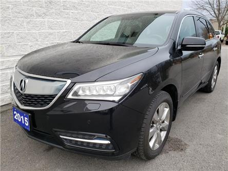 2015 Acura MDX Elite Package (Stk: 19P204A) in Kingston - Image 1 of 30