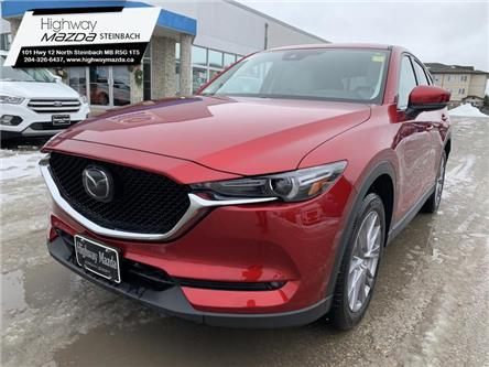 2019 Mazda CX-5 GT w/Turbo Auto AWD (Stk: A0278) in Steinbach - Image 1 of 32