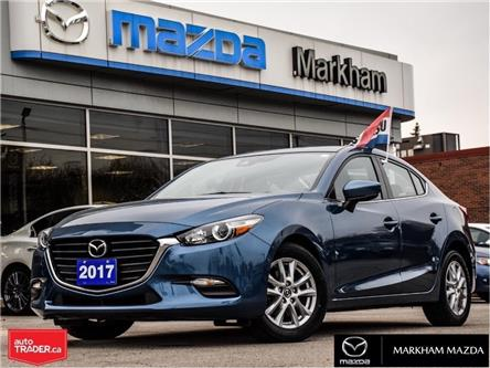 2017 Mazda Mazda3 GS (Stk: P1928) in Markham - Image 1 of 25