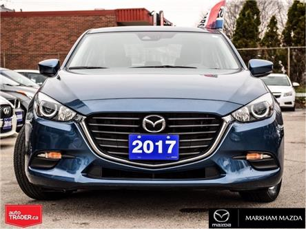 2017 Mazda Mazda3 GS (Stk: P1928) in Markham - Image 2 of 25