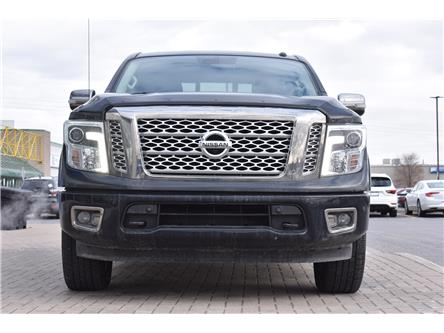 2017 Nissan Titan Platinum Reserve (Stk: A0073) in Ottawa - Image 2 of 7