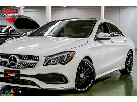 2017 Mercedes-Benz CLA 250 Base (Stk: ) in Oakville - Image 1 of 34