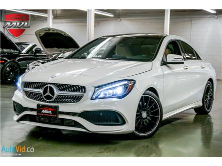 2017 Mercedes-Benz CLA 250 Base (Stk: ) in Oakville - Image 2 of 34
