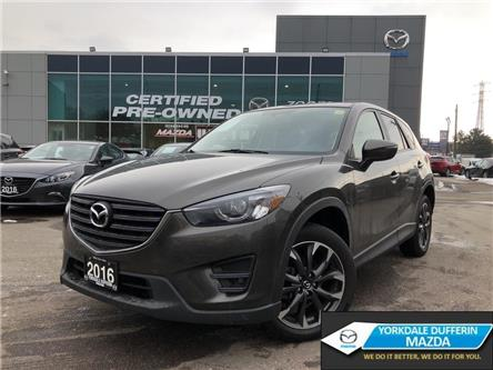 2016 Mazda CX-5 GT AWD at NAV,LEATHER,ROOF,NO ACCIDENT (Stk: P1968) in Toronto - Image 1 of 26