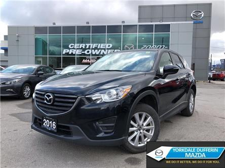 2016 Mazda CX-5 GX FWD at BLUETOOTH,ALLOY WHEELS,CRUISE CONTROL,NO (Stk: P2020) in Toronto - Image 1 of 21