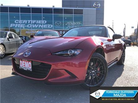 2019 Mazda MX-5 GS-P 6sp (Stk: D-19928) in Toronto - Image 1 of 25