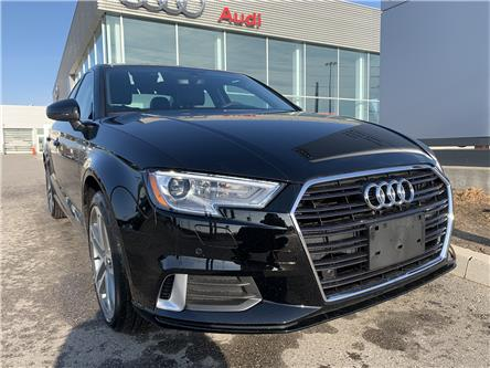 2020 Audi A3 40 Komfort (Stk: 51224) in Oakville - Image 1 of 19