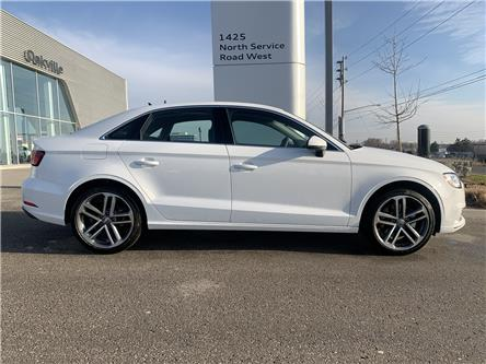 2020 Audi A3 40 Komfort (Stk: 51263) in Oakville - Image 2 of 19