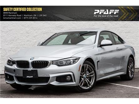 2018 BMW 430i xDrive (Stk: D12642) in Markham - Image 1 of 19