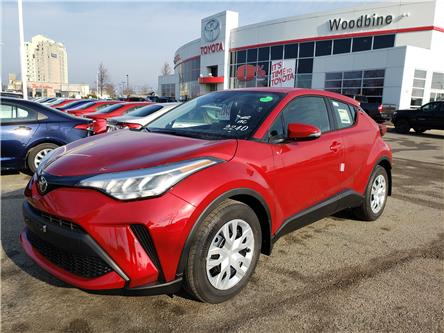 2020 Toyota C-HR LE (Stk: 20-343) in Etobicoke - Image 1 of 4