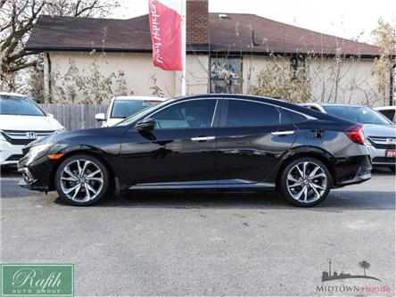 2019 Honda Civic Touring (Stk: 2200144A) in North York - Image 2 of 30