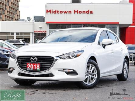 2018 Mazda Mazda3 SE (Stk: P13270) in North York - Image 1 of 27