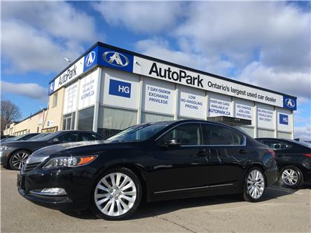 2015 Acura RLX Base (Stk: 15-00068) in Brampton - Image 1 of 33