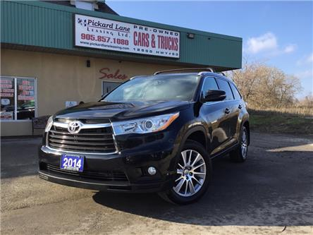 2014 Toyota Highlander XLE (Stk: ES018268) in Bolton - Image 1 of 22