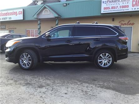 2014 Toyota Highlander XLE (Stk: ES018268) in Bolton - Image 2 of 22