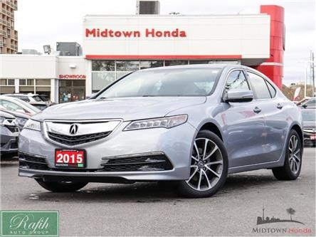 2015 Acura TLX Base (Stk: P13275) in North York - Image 1 of 29