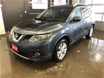 2014 Nissan Rogue  (Stk: 19123-1) in North Bay - Image 1 of 11
