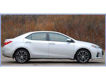 2016 Toyota Corolla CE (Stk: 9S9500A) in Kitchener - Image 2 of 18