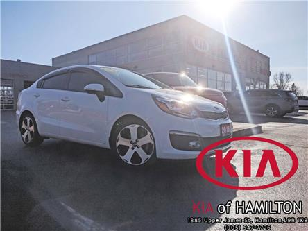 2016 Kia Rio SX (Stk: SP20067A) in Hamilton - Image 1 of 22